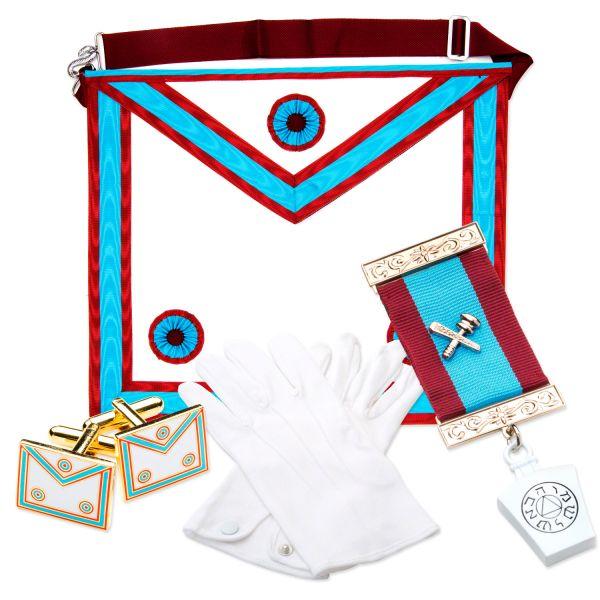 Mark Master Masons Apron Value Pack
